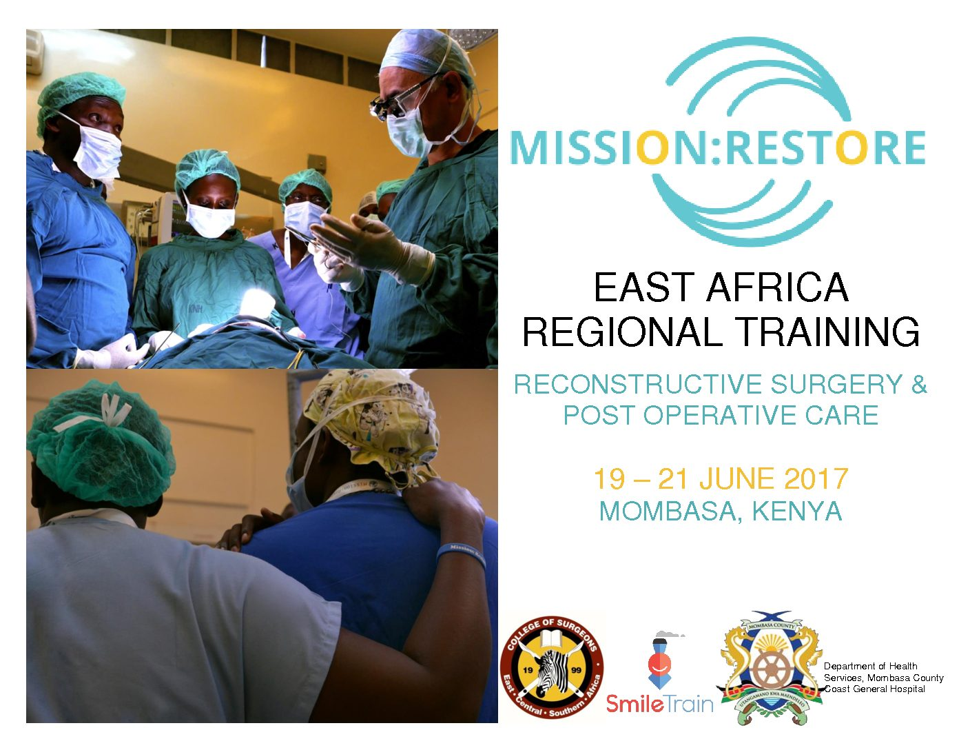 EAST AFRICA  REGIONAL TRAINING 2017